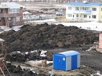 Строительство апрель 2012 г.