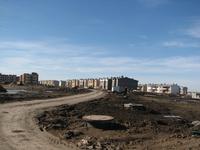 Вид с восточной стороны массива.
