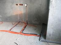 Монтаж внутренних инженерных систем январь 2012